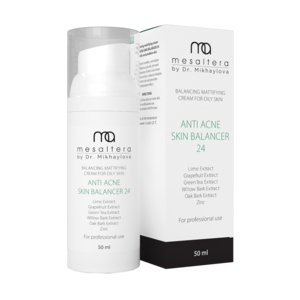 ANTI ACNE SKIN BALANCER 24 50 МЛ